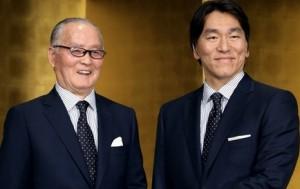 長嶋茂雄氏と松井秀喜氏に国民栄誉賞